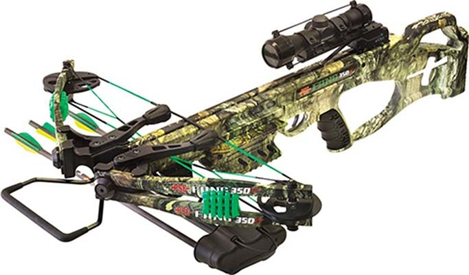 PSE Fang 350 XT Crossbow